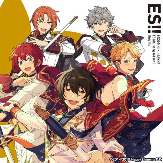Ensemble Stars!! ES Idol Song season1 Knights