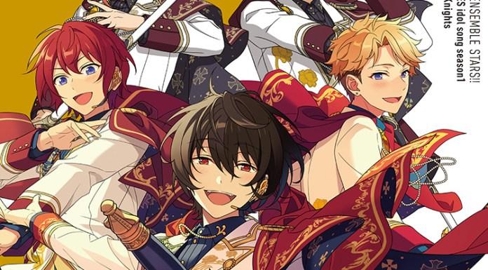 Ensemble Stars!! ES Idol Song season1 Knights