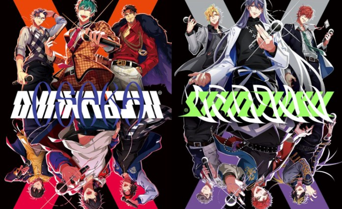 Hypnosis Mic 2nd Division Rap Battle gold record