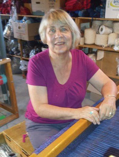 Handweaving by Janet Whittam
