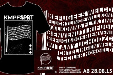 Kmpfsprt - Refugees Welcome