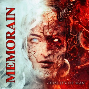 Memorain - Duality Of Man Cover 3500x3500