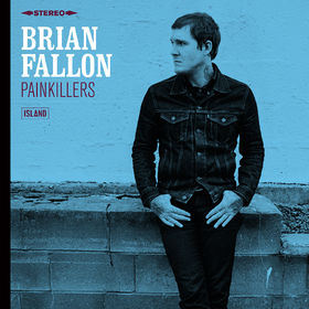 Brian-Fallon-Painkillers-Albumcover