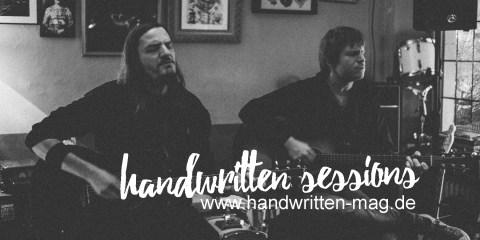 handwritten sessions
