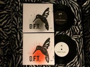 D.F.T. - Garagebands And Alcohol