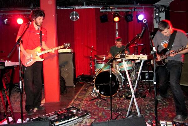 The Antikaroshi live im Jahr 2010