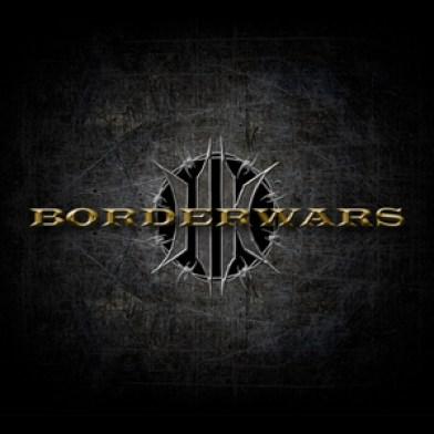 BORDERWARS - The Present Day - CD cover