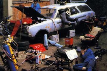 Opel Gang