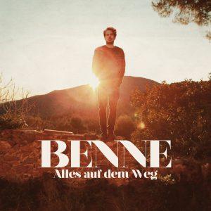 BENNE_AllesAufDemWeg_Album_Cover_3000x3000