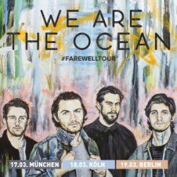 we are the ocean - plakat