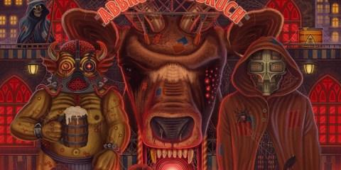 Das Bild zeigt das Albumcover.