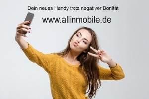 Handy trotz negativer Bonität