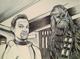 {Nathan and Chewy} day 26