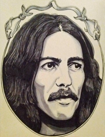 {george harrison} day 56