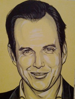{will arnett} day 124