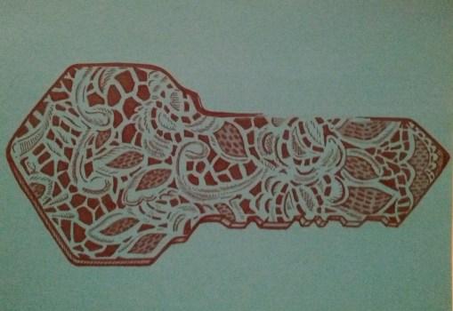 {lace key} day 140