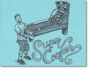 {super cooper} day 168