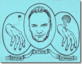 {sting} day 179