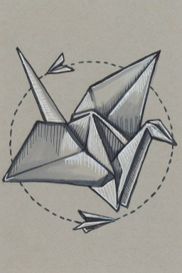 06 - Paper Crane