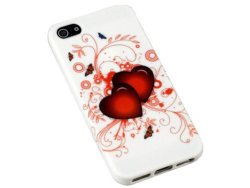 Motiv Case iPhone 5 Red Heart