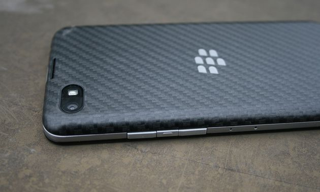 Blackberry Z30 / Quelle: connect.de