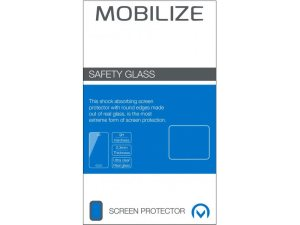 Mobilize Safety tempered Glass Schutzfolie Apple iPhone 6 Plus 6s Plus