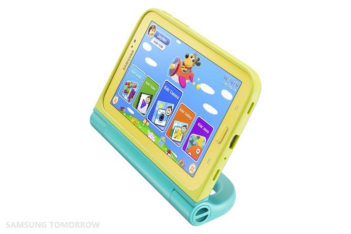 Samsung Galaxy Tab 3 Kids / Quelle: Gigaom.com