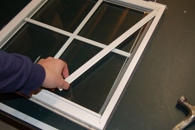 How To Fix A Broken Window