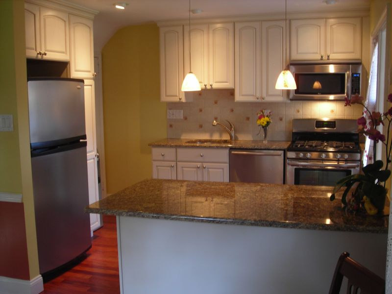 remodel a kitchen l type small design diy