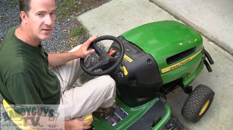 controls maintenance and cutting tecniques of a john deere la115 rh handyguyspodcast com john deere la115 lawn tractor owner's manual john deere la115 repair manual