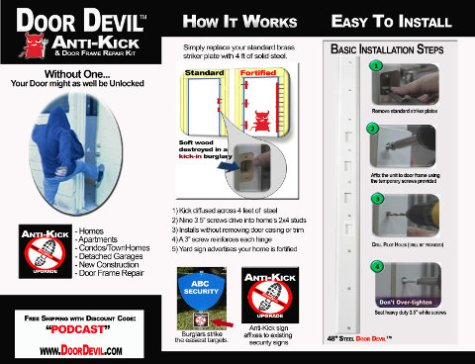 DoorDevil Brochure
