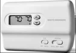 White-Rodgers 1F86-241 Thermostat