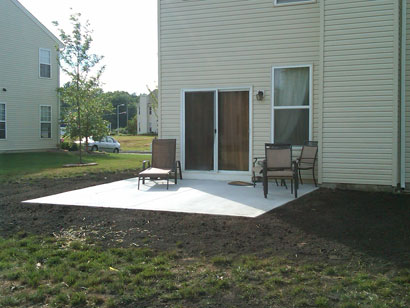 Concrete Patio And Hardscaping Ideas Or Tips