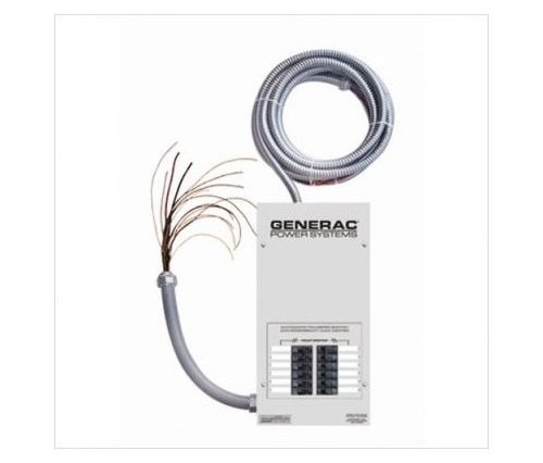 Generac Automatic Generator Transfer Switch
