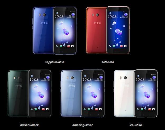 HTC U11 + md Vodafone Comfort Allnet fr eff. 8,86  mtl.