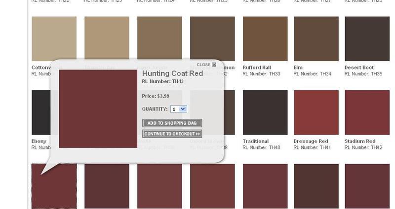 Ralph Lauren Paint Color Chart  Handy Home Design