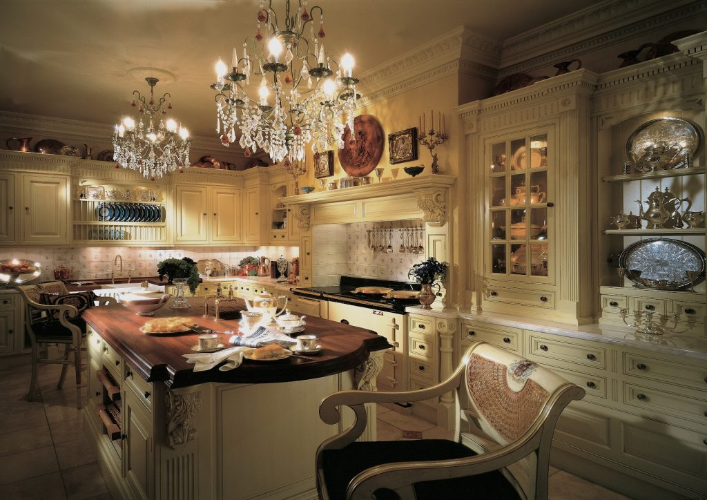 Victorian Kitchen Design Cabinets Handy Home Design