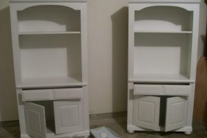 How to Paint Particle Board Furniture with Laminate Coating