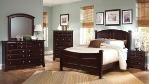 Vaughan-Bassett Bedroom Furniture Set Reviews