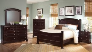 Vaughan-Bassett Bedroom Furniture Set Reviews