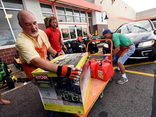 Home Depot Tool Repair Center
