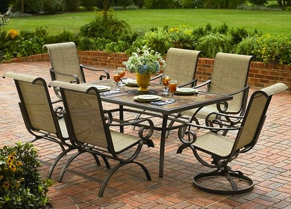 Review of K Mart and its Patio Outdoor Furniture  Handy