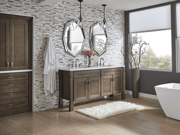 Pick One of Arts and Craft Bathroom Cabinets Bathroom Design