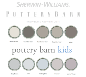 Popular selected Pottery Barn