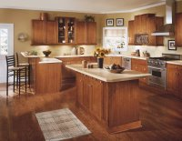 Shaker Kitchen Cabinet Designs Ideas : Handy Home Design