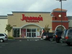 Jerome's Furniture Business Review in Murrieta
