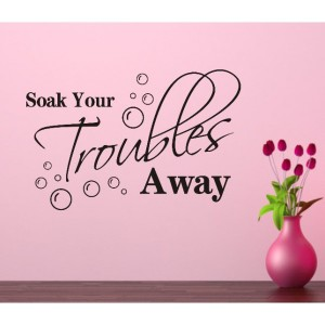 Removable Wall Quotes Wood Words Wall Decor