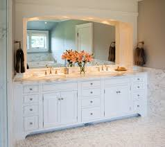 Custom Designed Bathroom Cabinets and Vanities