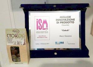 Targa ISM Award per Ciokolì