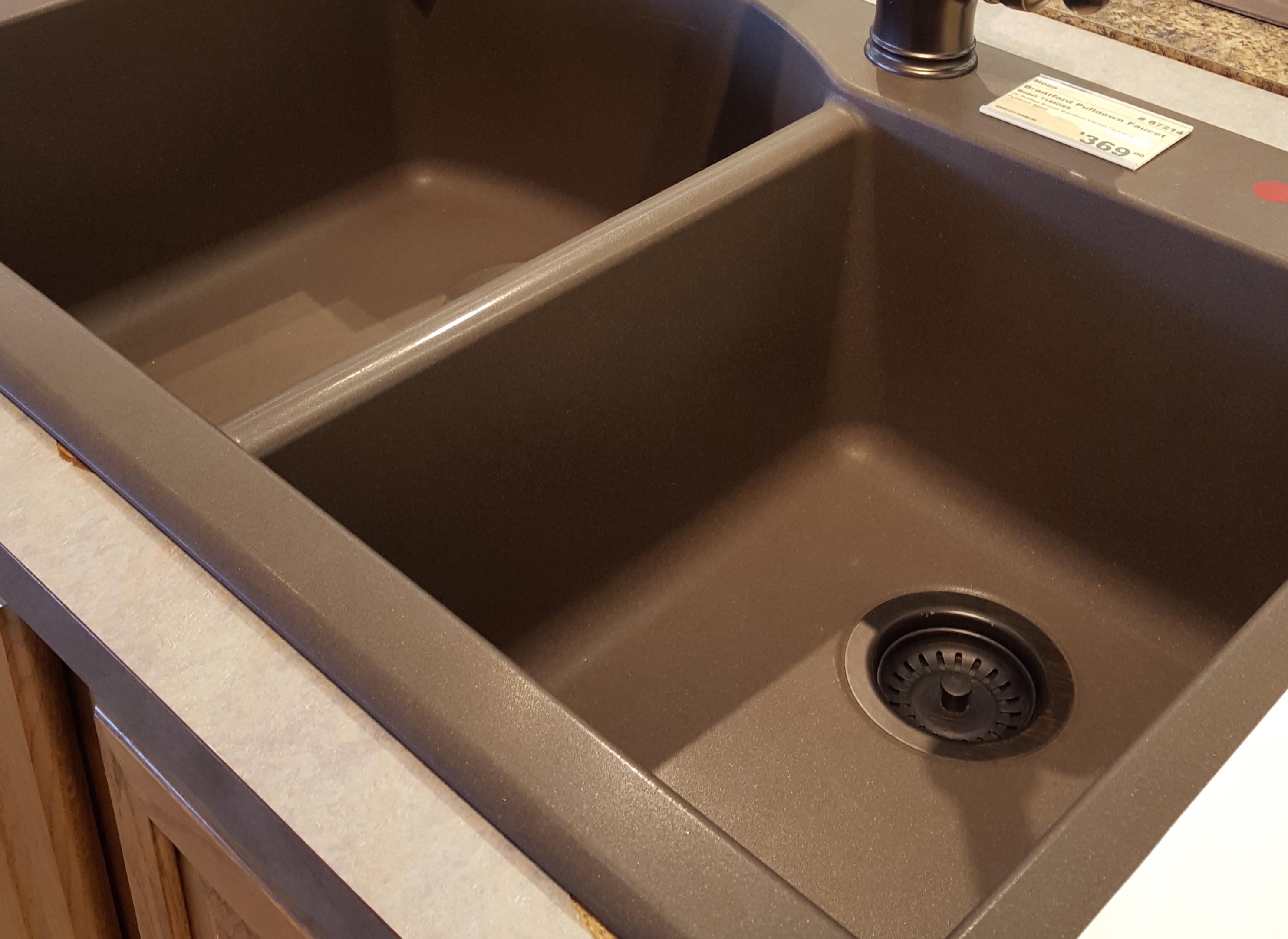 swanstone single bowl kitchen sink stone swan sinks  wow blog
